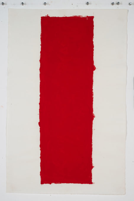 Red Drawing (Site) 06, 2015