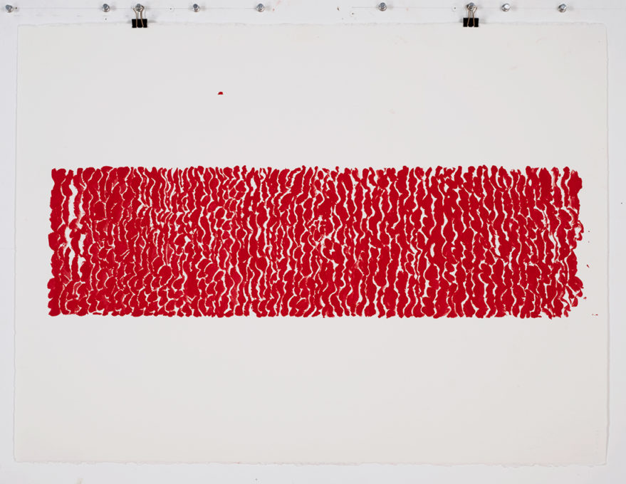 Red Drawing (St John's) 05, 2015